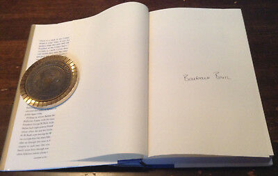 President George H. W. Bush First Lady Signed Book Life After White House 2003 !