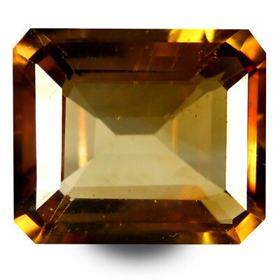 6.57 Ct AAA Beau Octogone Forme (12 10 mm) Champion Gemme Topaze