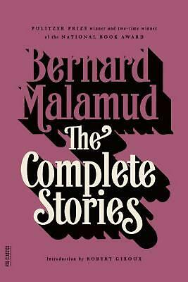 The Complete Stories by Bernard Malamud (English) Paperback Book Free Shipping!