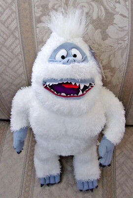 Rudolph The Red Nosed Reindeer - NEW Bumble Abominable Snowman Plush - Nanco 20""
