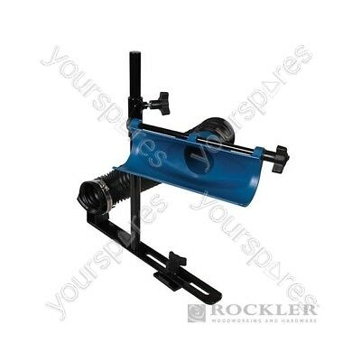 ROCKLER Lathe Dust Collection System - 55463