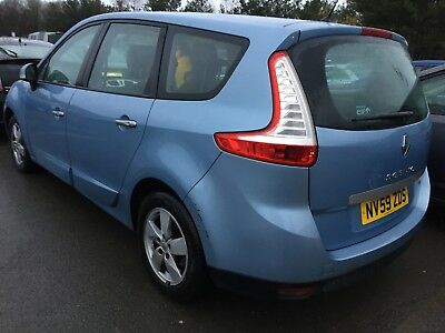 2010 Renault Grand Scenic 1.4 Tce 130 Dynamique 7 Seats, Climate, Alloys, Cd