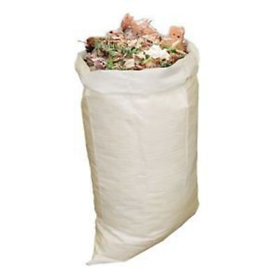 Mr Tidy Garden Waste Bags 50 Litre 5 Pack Leaf Collectors
