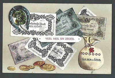 Ca 1935 Netherlands Coinage & Currency Mint Some Early Items