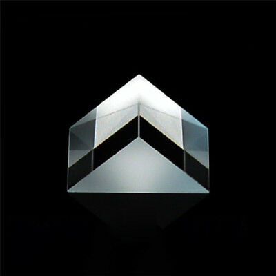 K9 Optical Glass Right Angle Slope Reflecting Prism Optics experiment prism