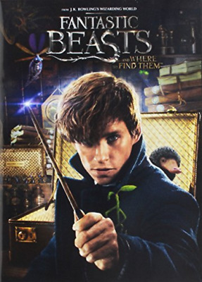 `redmayne,eddie`-Fantastic Beasts And Where To Find Th Dvd New
