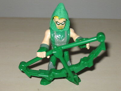 DC Super Friends Imaginext GREEN ARROW Figure Mystery Bag Series 5 Loose