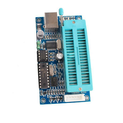 Develop PIC K150 Programmer ICSP Cable Circuit Board Screws USB Cable Automatic