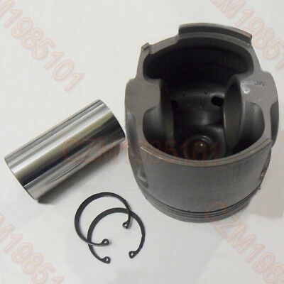 Piston & Clips & Pin 6211-32-2130 For Komatsu S6D140E PC650-5 Excavator