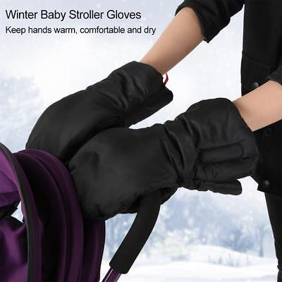 Waterproof Hand Warmer Glove Baby Stroller Pushchair Cart Mitten Hand Warm Muffs