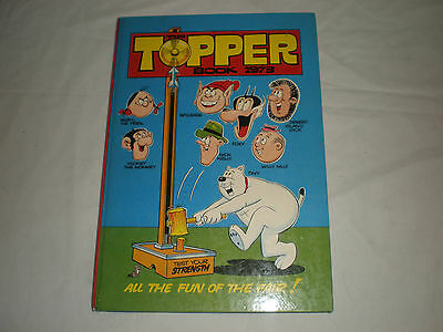 The Topper Book 1973, Vintage Book ANNUAL