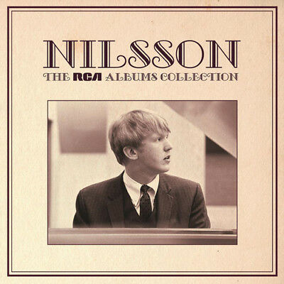 Harry Nilsson : The RCA Albums Collection CD Box Set 17 discs (2013) ***NEW***