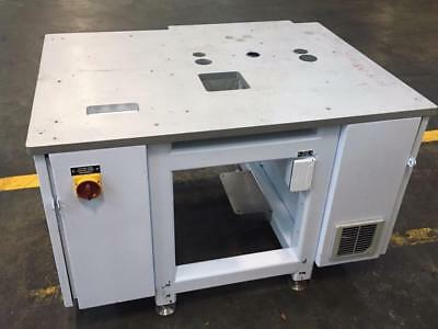 """Clean! Lab Quality Vibration Isolation Table 1"""" Thick Aluminum Top 48"""" x 36"""""""