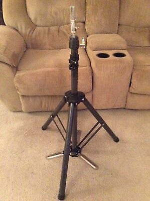 Cosmetology Mannequin Head Adjustable Tripod Holder