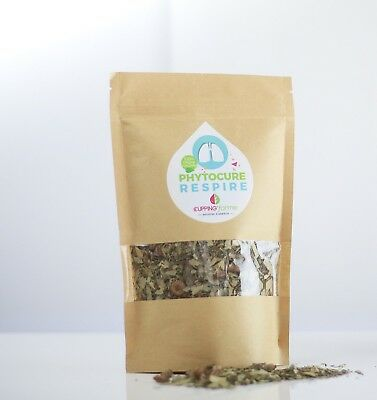 TISANE Respire + 100% naturelle Cupping forme 100g vrac infusion Thé