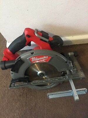 Milwaukee M18 CCS66 Fuel Brushless Cordless Circular Saw - Body Only!