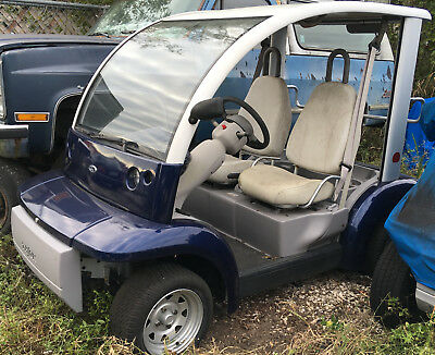 2002 Ford Think Electric  2002 Ford Think Neighbor NEV Electric 2 passenger car