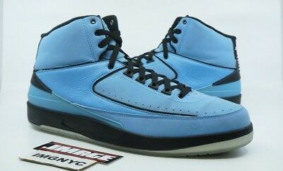 huge selection of b3fd6 07cef Air Jordan Ii 2 Retro Used Size 15 Candy University Blue Black White 395709  401