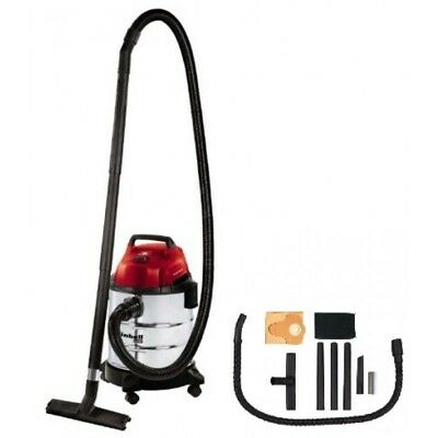 Einhell 20l TH-VC 1820 S Wet & Dry Car Home Vacuum Hoover Cleaner 1250 Watts
