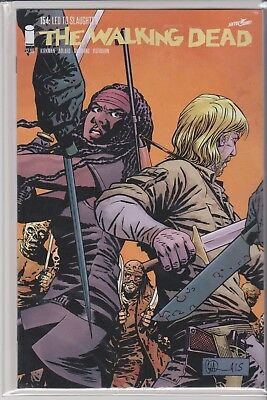 image THE WALKING DEAD # 154  ALPHA & the WHISPERERS NM B&B