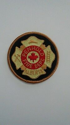 Penhold Alberta Fire Department Patch