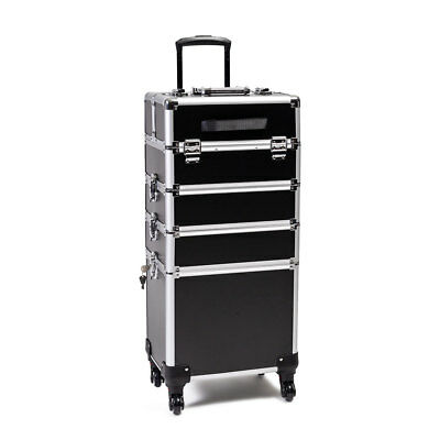 Travel Trolley Case for Cosmetic, Tattoo, and Piercing Artists