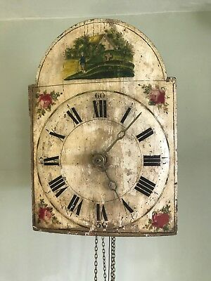 Early 19th Century Black Forest Clock