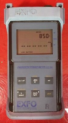 Exfo FOT-90A Fiber Optic Power Meter