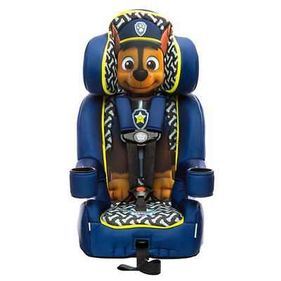 KidsEmbrace Paw Patrol Chase Combination Harness Booster Car Seat Open Box