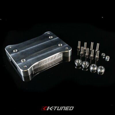 K-Tuned Billet Shifter Base Plate V2 for Honda TSX Accord K24 Trans KTD-BIL-AC5