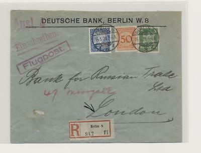 Germany - Good Airmail Cover Lot # 3
