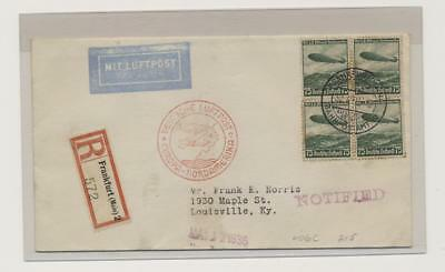 Germany - Good Zeppelin Cover Lot # 10