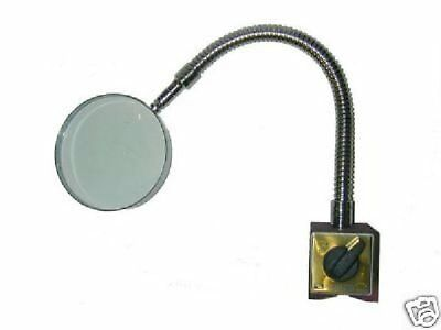 Magnetic Prism Flexible Arm 300 mm with Magnifying Glass