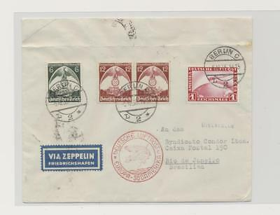 Germany - Good Zeppelin Cover Lot # 16