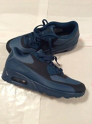 973ebb3ee501 NIKE AIR MAX 90 ultra essential Mens Trainers New Size Uk 8 (RARE SAMPLES)  - EUR 56