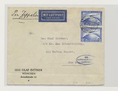 Germany - Good Zeppelin Cover Lot # 23