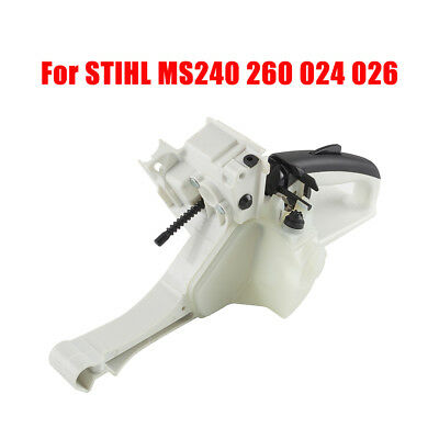 Fuel Tank Housing with Cap kit for Stihl MS240 MS260 Chainsaw OEM 1121 350 0829