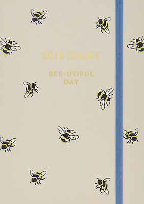 Cath Kidston: Bumble Bee 2019 A6 Diary (Cath Kidston Stationery)