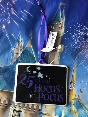 Disney Parks Hocus Pocus Party Potion 2018 Magic Kingdom Ornament