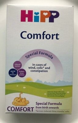 HiPP Comfort Special Formula from birth onwards