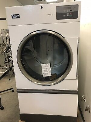 New Unimac 55 Lb Capacity Commercial Gas Dryer New