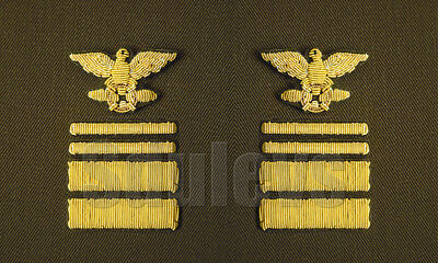 WWII China air force officer sleeve insignia rank