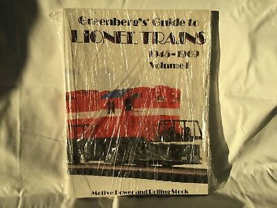 Greenbergs's Guide to Lionel Trains 1945 – 1969 Vol. 1