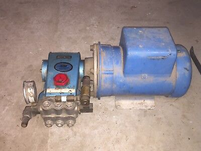 cat pump 340 direct drive pressure washer pump and motor