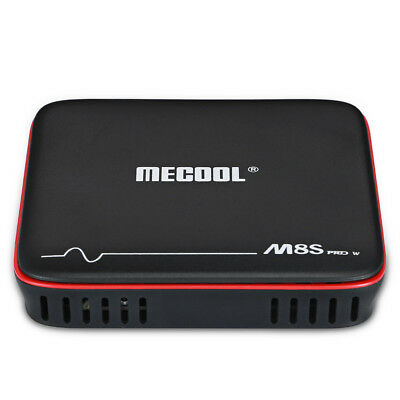 Mecool M8S Pro W Android 7.1 Smart Tv Box 4k H.265 Wifi Quad Core 2g+16g OS