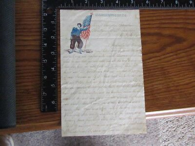 72nd Pennsylvania Baxter Fire Zouave soldier letter