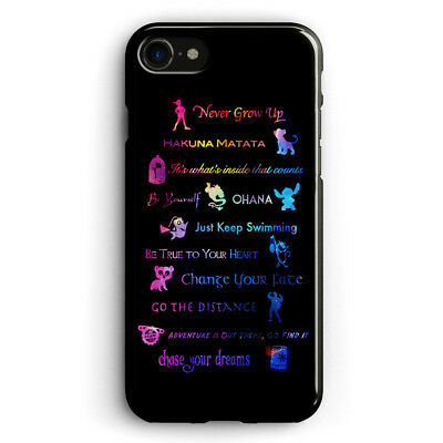 Disney Lessons Quotes Peter Pan Lion King Galaxy For Iphone 6 7 8