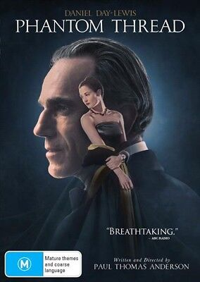 Phantom Thread, DVD