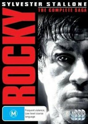 Rocky Collection, DVD