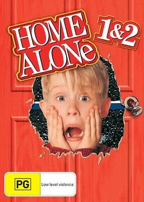 Home Alone  / Home Alone 2 - Lost In New York, DVD